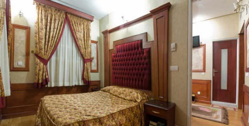 هتل آپارتمان صادقیه مشهد