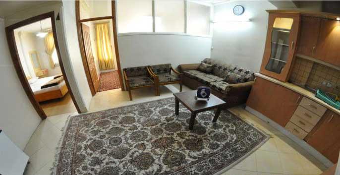 هتل آپارتمان ساحل مشهد