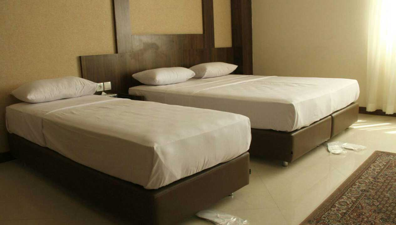 هتل صحرا مشهد