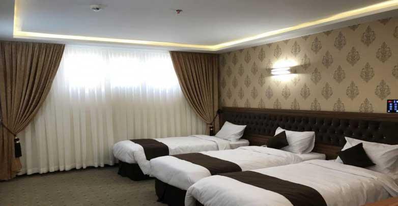 هتل ساکن مشهد