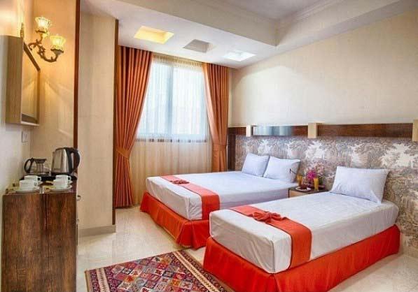 هتل آپارتمان سامرا مشهد