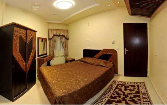 هتل آپارتمان ستارگان مشهد