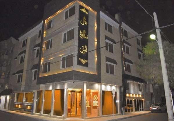 هتل ستاره شرق مشهد