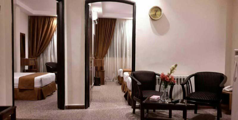 هتل آپارتمان شباهنگ مشهد