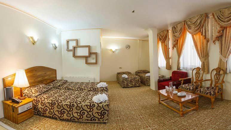 هتل شیراز مشهد