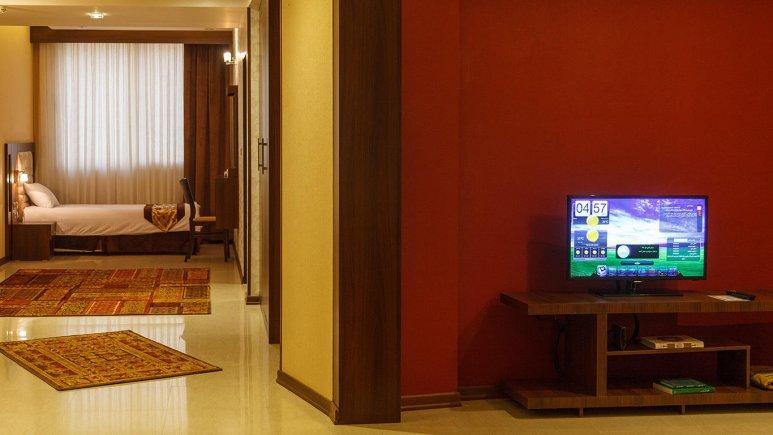 هتل سیمرغ فیروزه مشهد