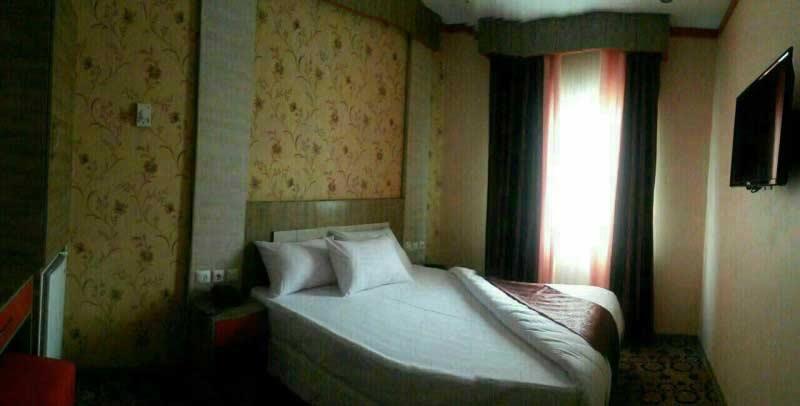 هتل تاج مشهد