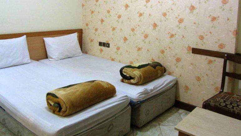 هتل آپارتمان تخت طاووس مشهد