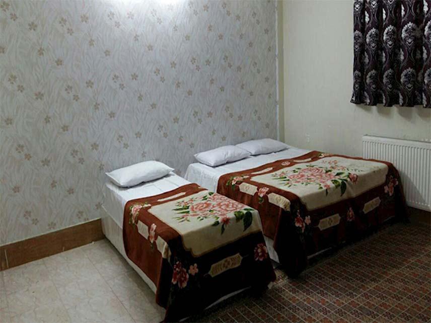 هتل آپارتمان تمدن مشهد