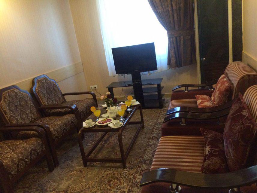 هتل آپارتمان ترنم مشهد