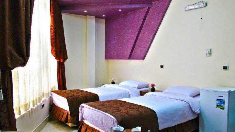 هتل یاقوت شرق مشهد