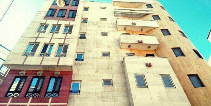 هتل آپارتمان یاران مشهد