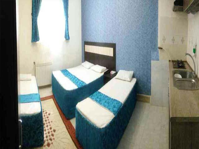 هتل آپارتمان یاسین نور مشهد