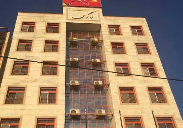 هتل آپارتمان زاگرس مشهد