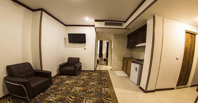 هتل زمزم 1 مشهد