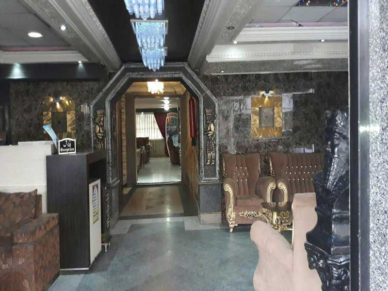 هتل آپارتمان آرش مشهد