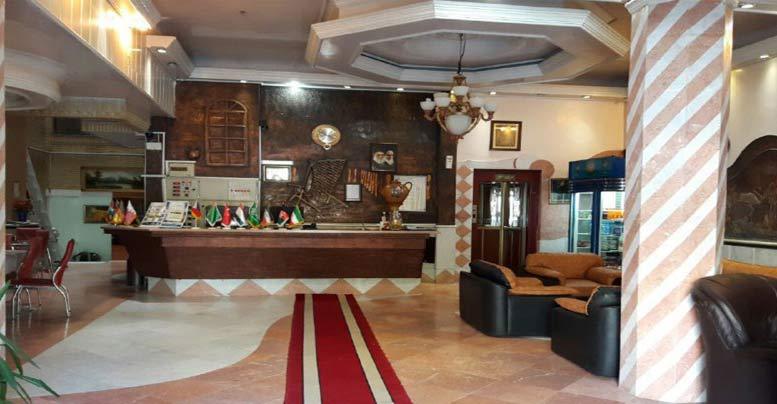 هتل آپارتمان کاسپین مشهد