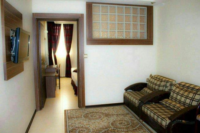 وب سایت رسمی هتل پارس مشهد