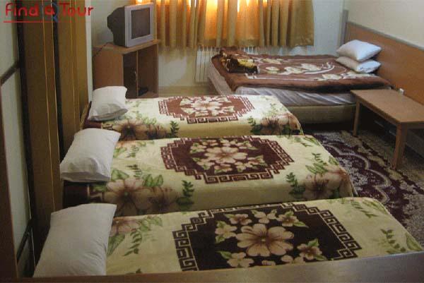 هتل آپارتمان حورا مشهد