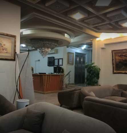 هتل آپارتمان خطیب مشهد