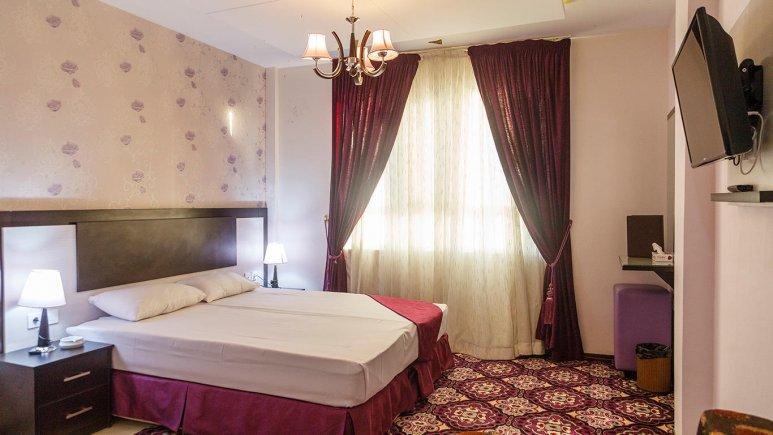 هتل سراج مشهد